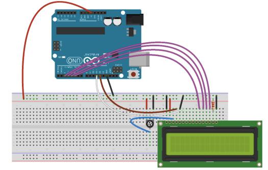 Arduino LCD Tutorial Santiapps Marcio Valenzuela