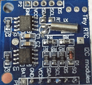 Arduino Tutorial Real Time Clock RTC DS1307 Santiapps Marcio Valenzuela