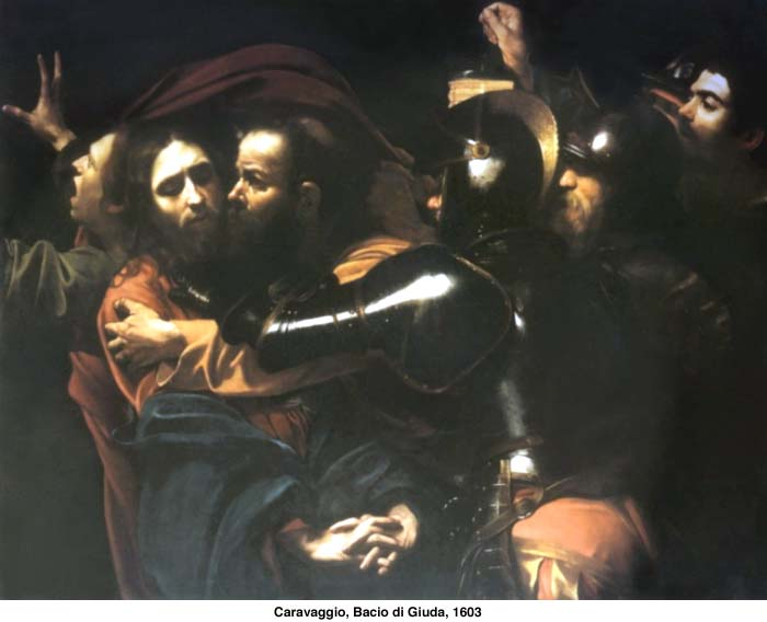 Our Lord Betrayed by Judas (Caravaggio)