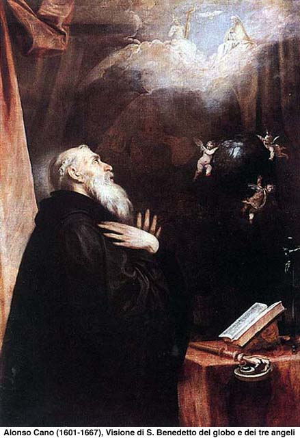 St. Benedicts Vision