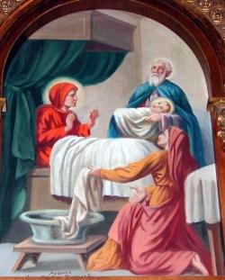 Marijino rojstvo