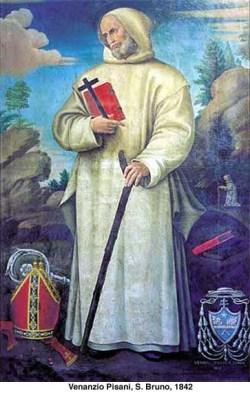 sveti Bruno - redovnik in ustanovitelj