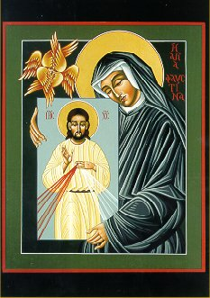 St. Faustina, Apostle of Divine Mercy