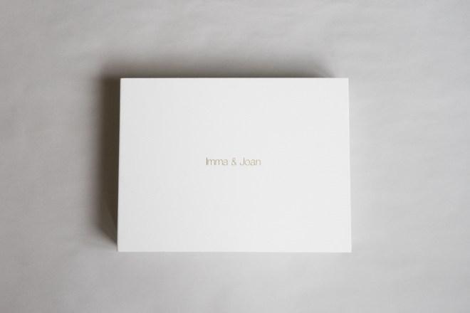 Album de boda clásico