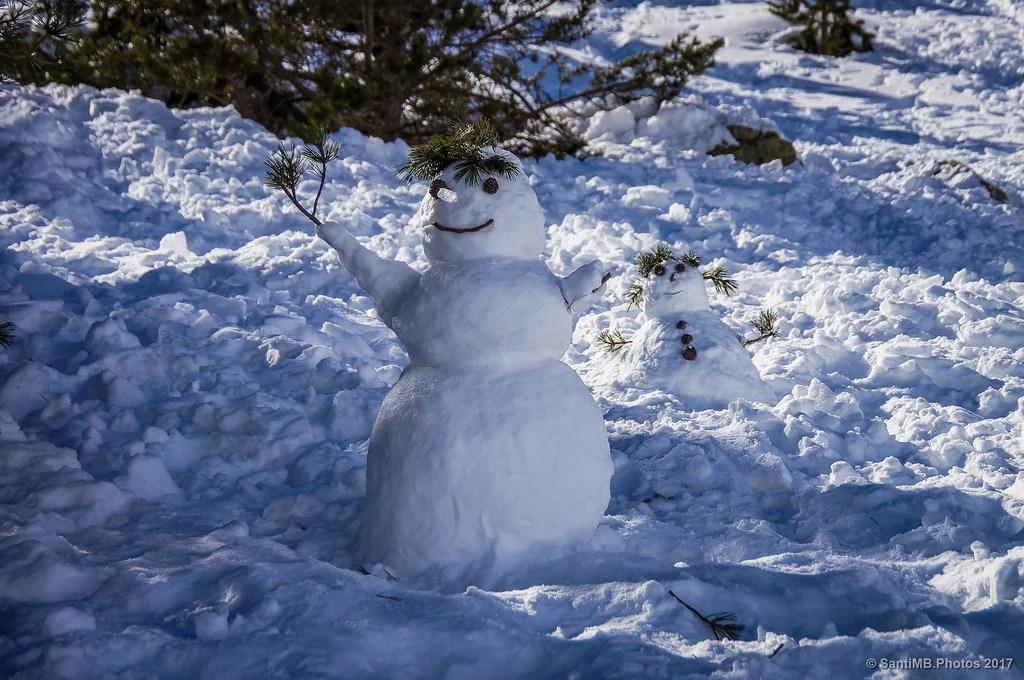 Familia Snowman