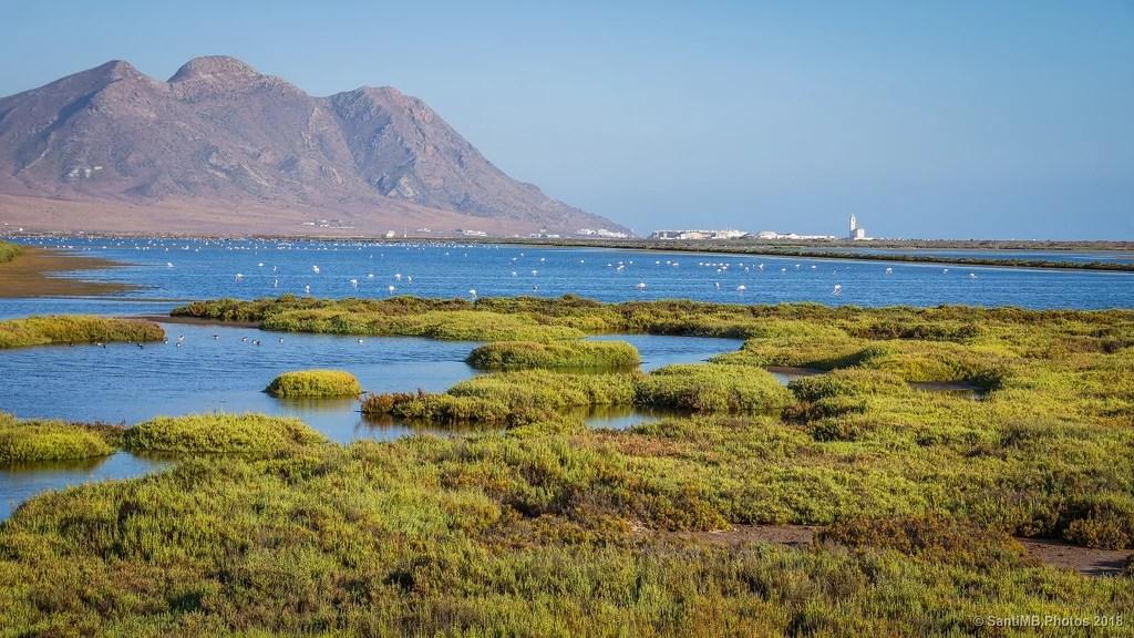 Al sur del Cabo de Gata