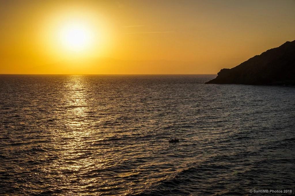 Navegando hacia el final del día