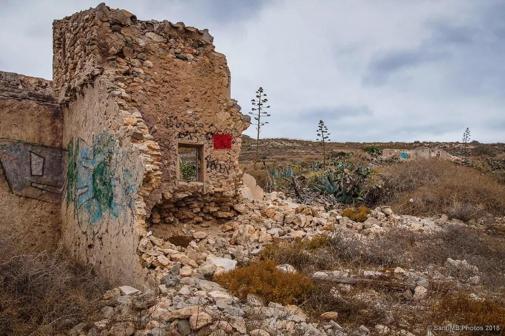 Muros sin vida