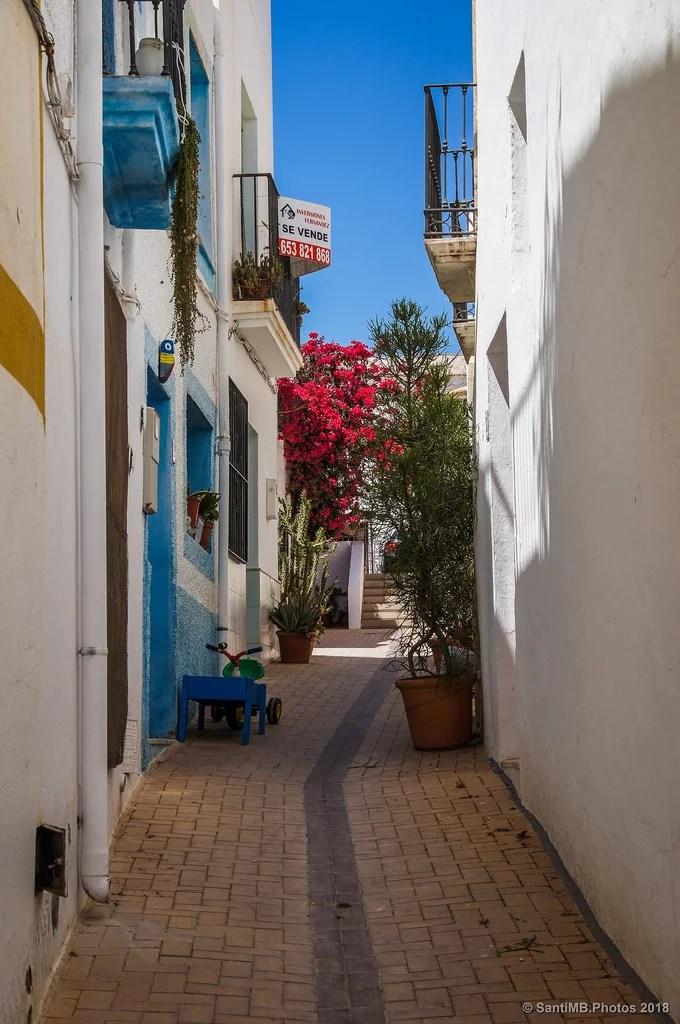 Una calle fresca