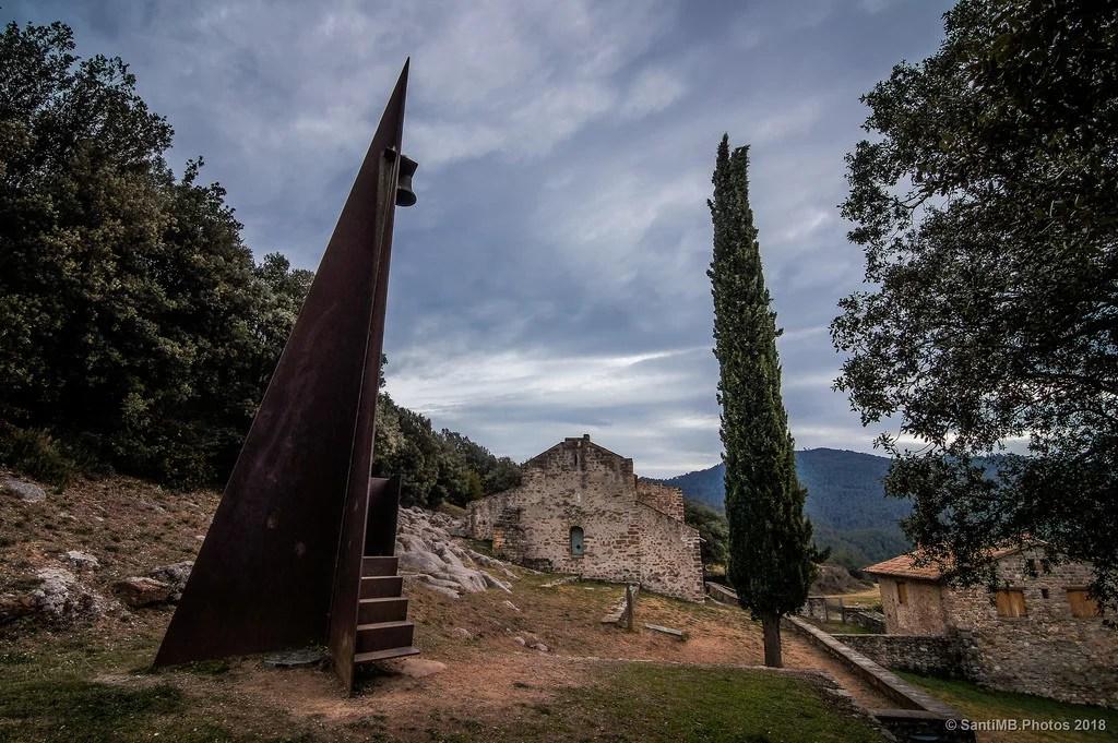 La iglesia sin campanario