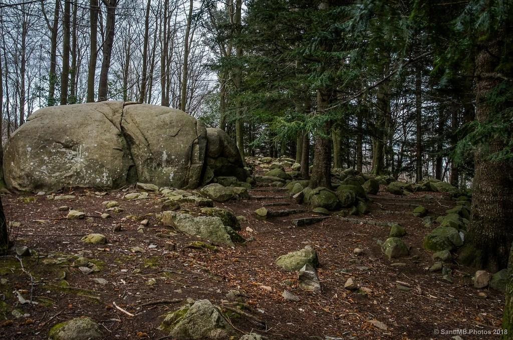 El rincón de las rocas