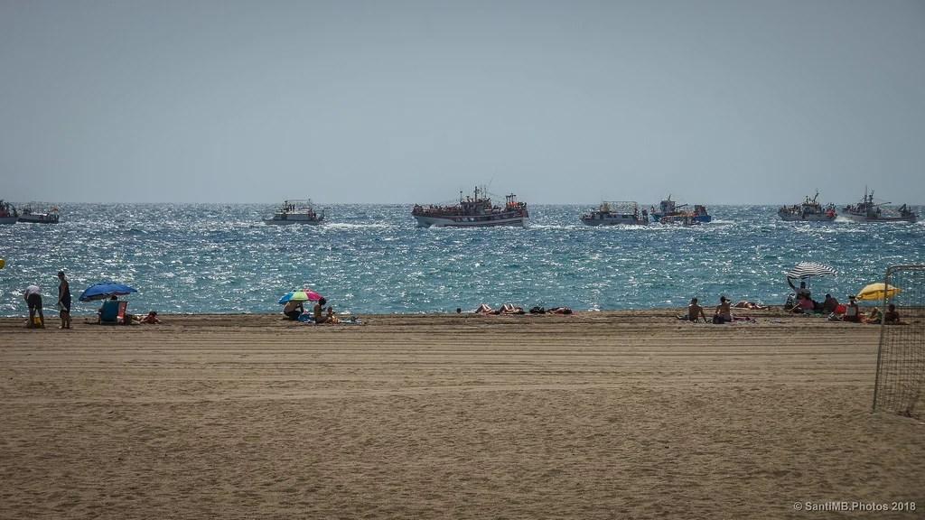 La procesión del mar