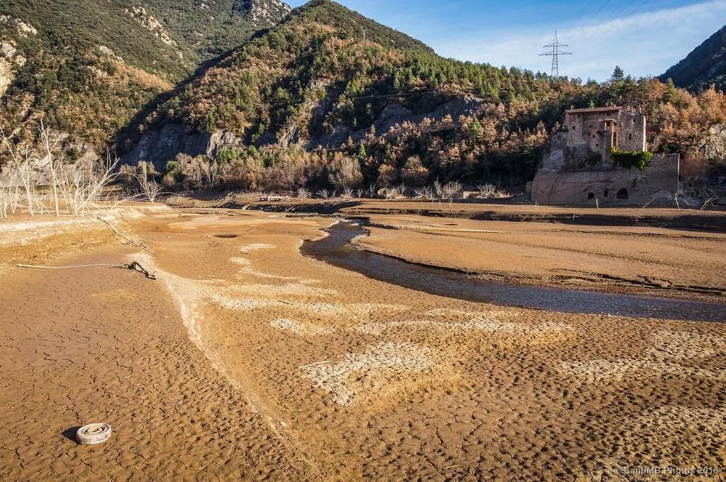 El río seco