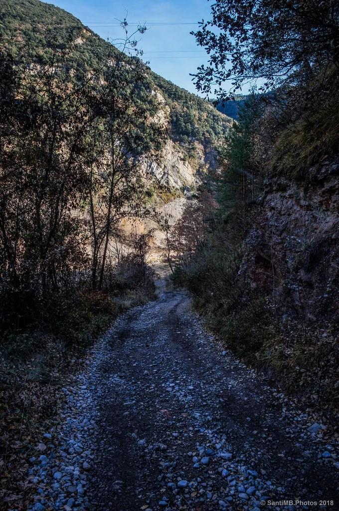 La vieja carretera