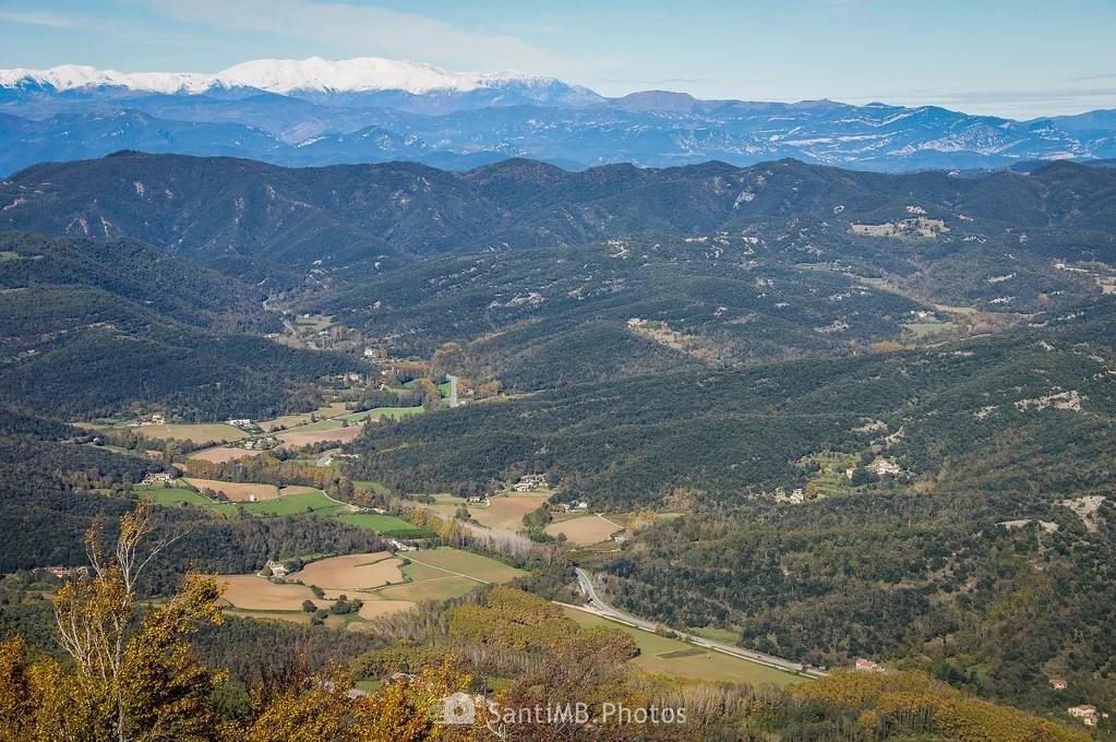 La vall del Brugent