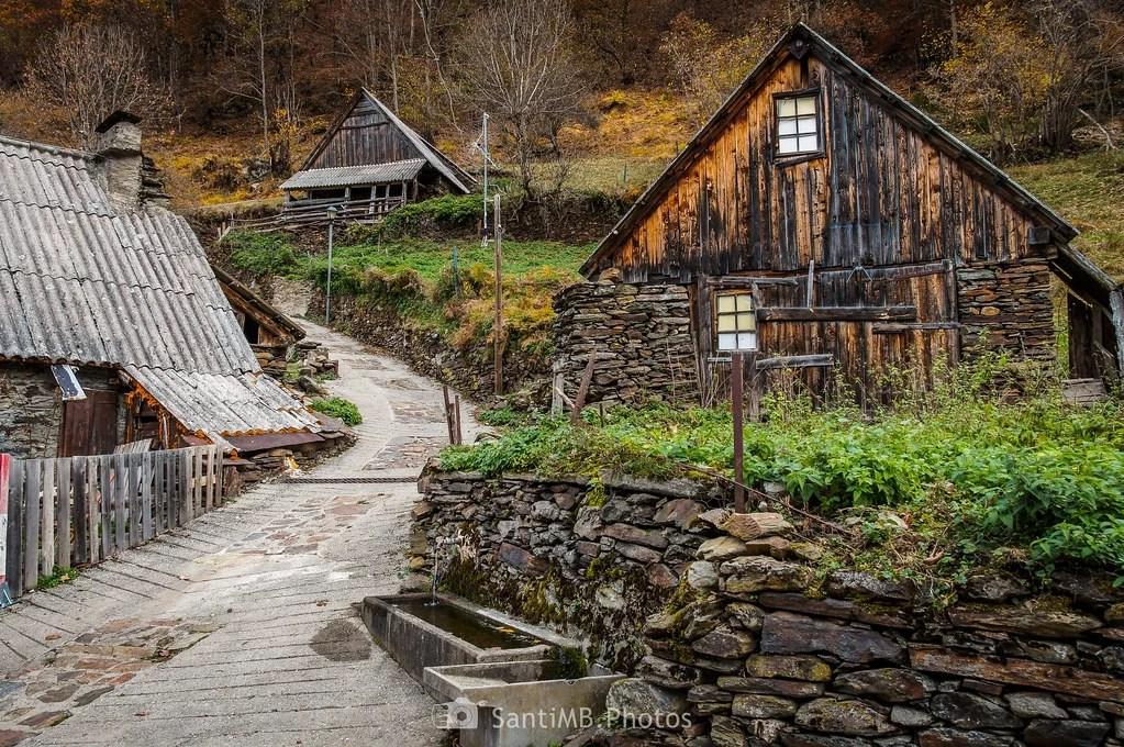 La aldea