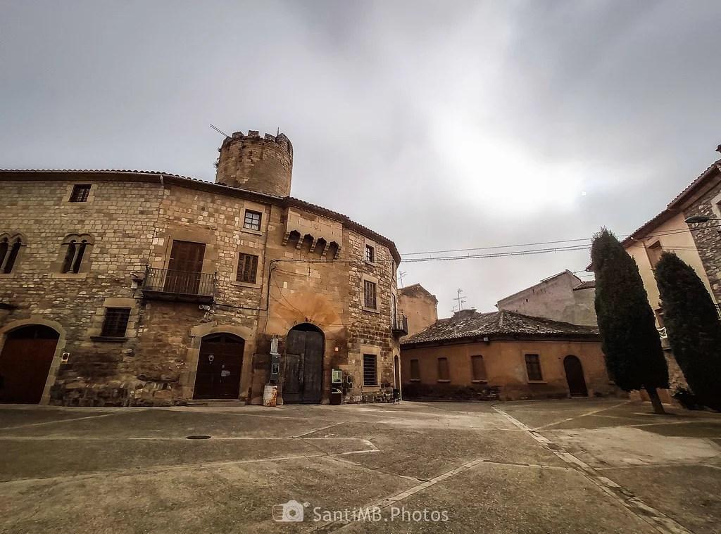 El castillo redondo