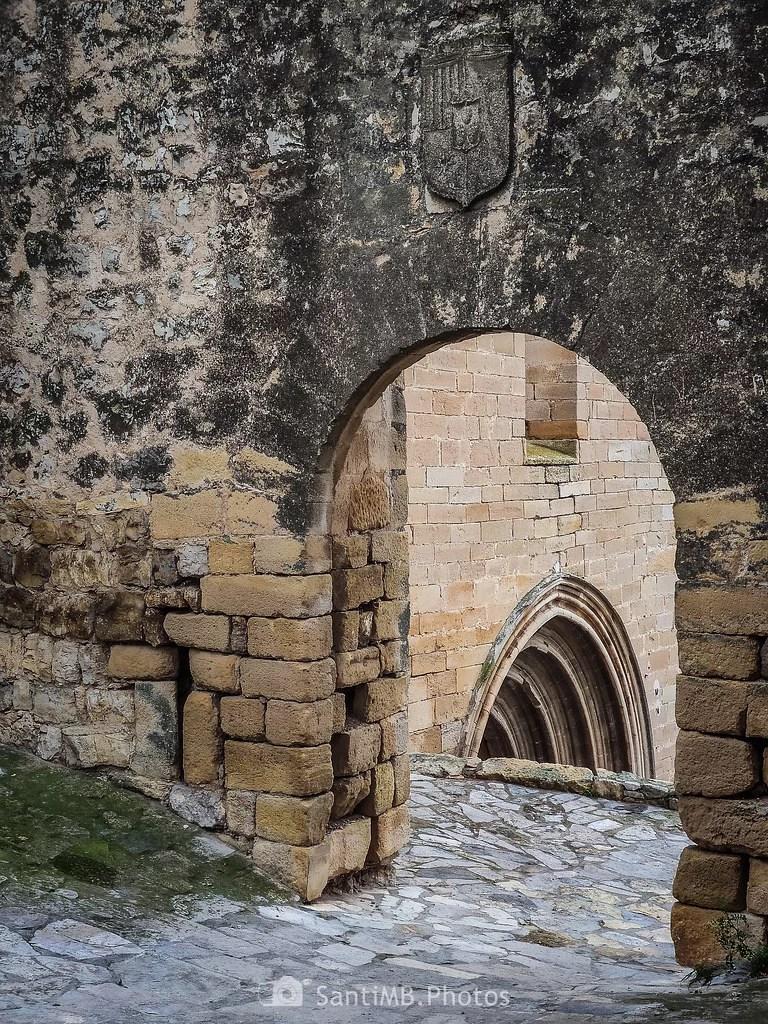 Portal dels Senyors d'Èvol