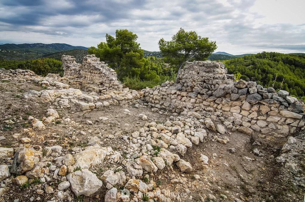 Piedras del castillo