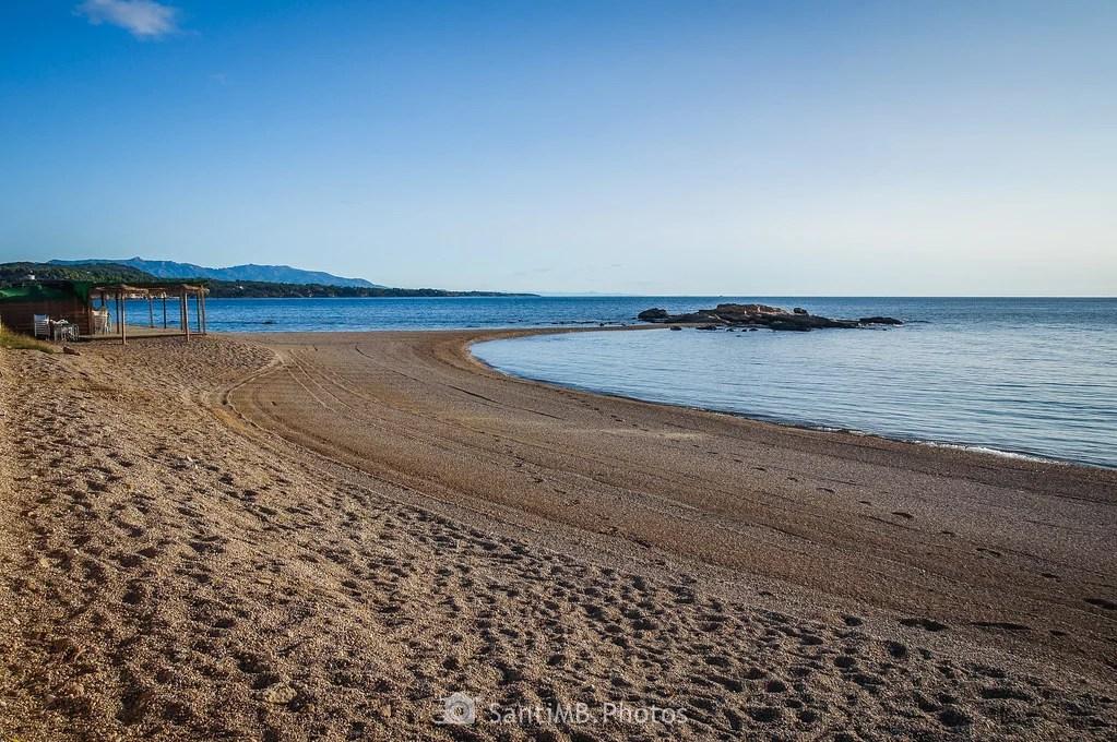 La playa del chiringuito