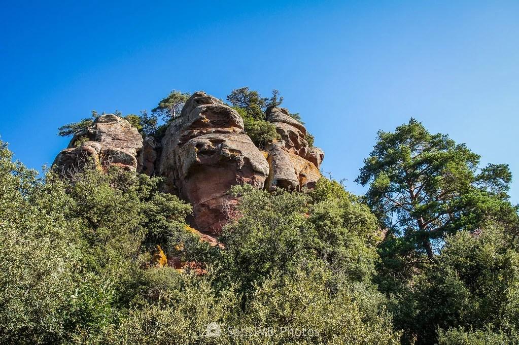 Rocas modeladas
