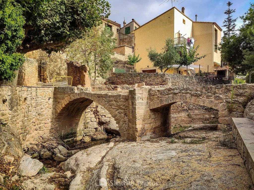 El Pont de la Font
