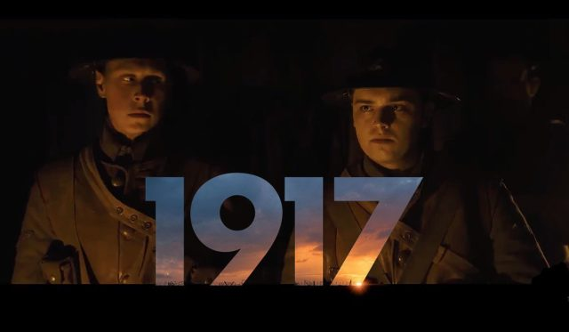 Director of '1917' Seems To Make The Impossible Possible In Cinema