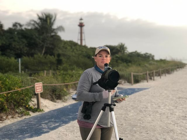 Learn To Identify Shorebirds with SCCF Biologist