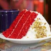 Photo #2 Bubble Room Red Velvet Cake