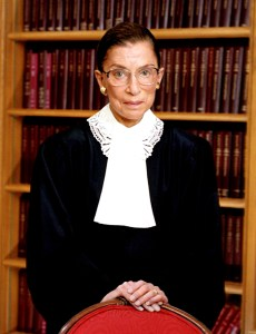 RBG and Gentle Persuasion