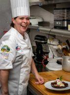 Cielo Executive Chef Melissa Akin