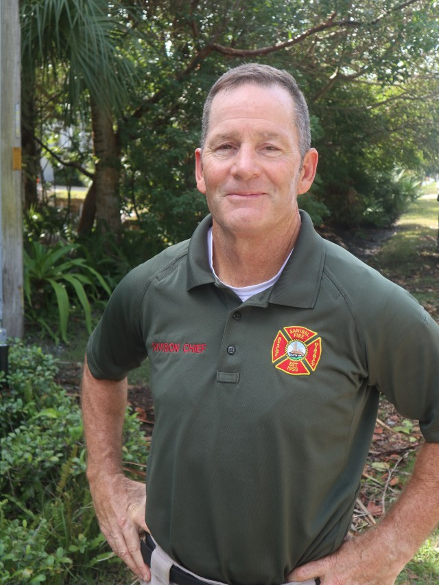 Sanibel Fire Deputy Chief of Training Back At Work Following Investigation