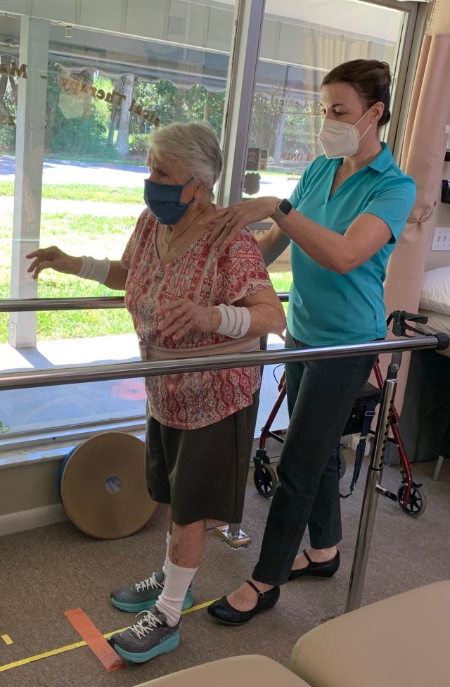 Island Therapy Center Offering Free Balance Screenings