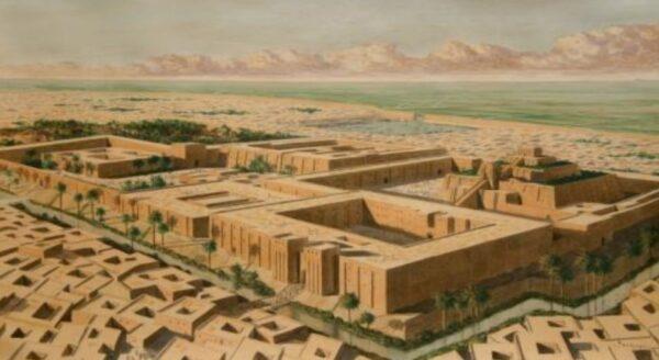 MEZOPOTAMYA MİMARLIĞI