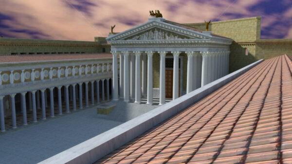 ROMA 3 BOYUT PROJESİ