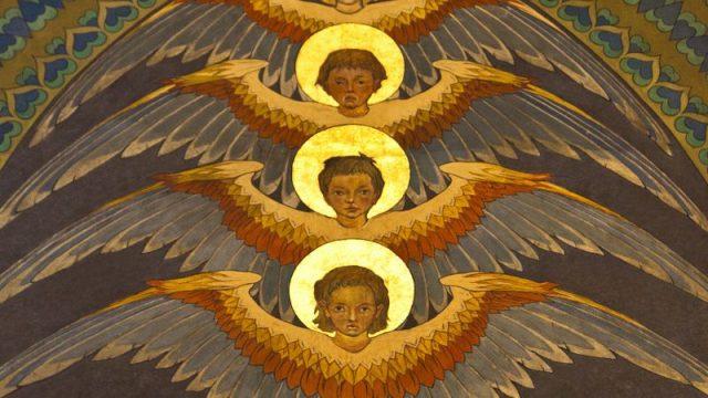 O que são anjos do domínio?