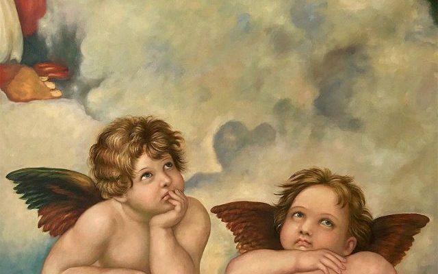 Quem são anjos querubins?