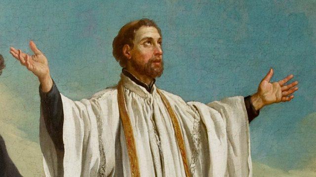A Novena da Graça: A São Francisco Xavier, Por Nosso Deus