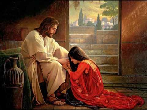 Um ato de contrição: Uma oração pela graça curadora de Deus