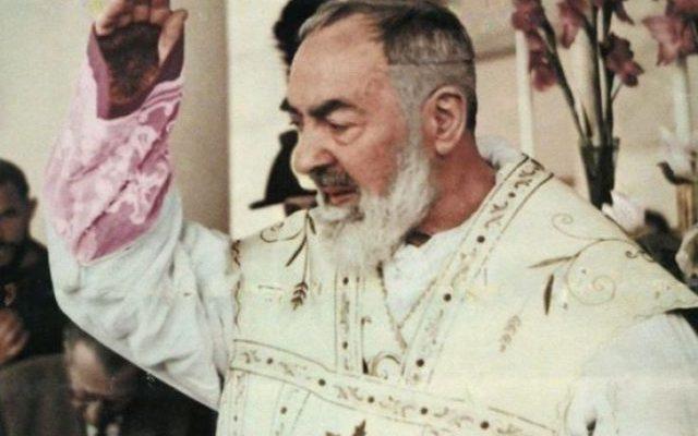 Oração de São Padre Pio depois da Comunhão
