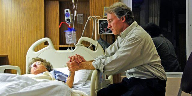 Uma oração na hora da doença: Pela graça de Deus no sofrimento