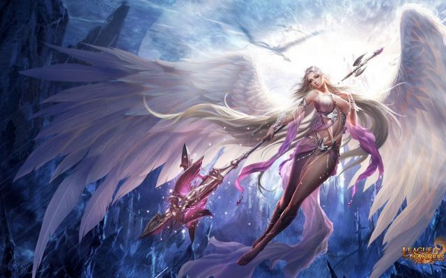Anjo dos Rituais Haamiah