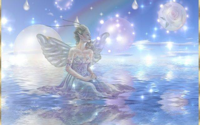 Aladiah, anjo da graça divina