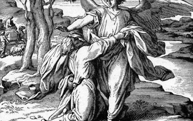 Quem foi o anjo que lutou com Jacob?