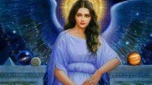 Anjo da Guarda Reiyel nascido de 13 a 17 de agosto