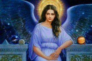 Anjo da guarda Reiyel