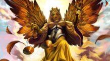 Anjo da guarda número 52 que significa