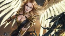Anjo Número 47 – Anjo mágico número 47