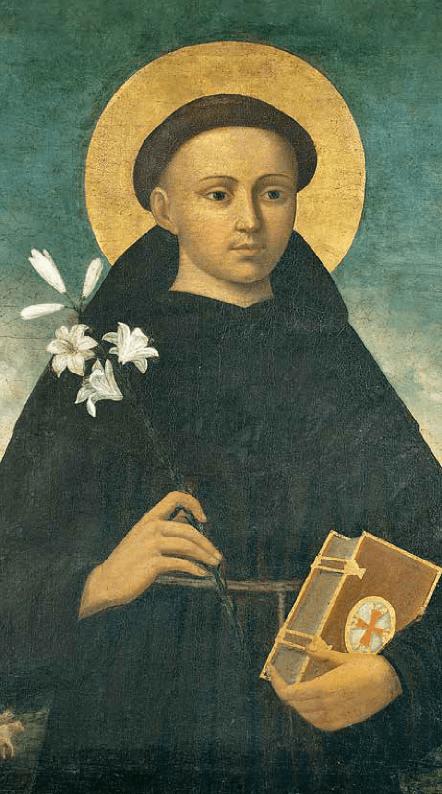 Santo António (Igreja de S. Daniel - Pádua)