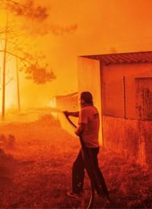Combate desigual frente ao fogo